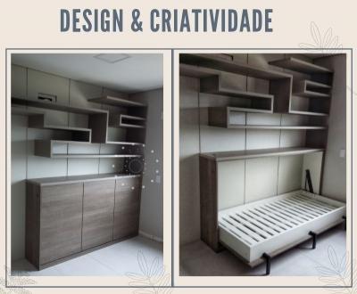 Cama Retrátil - Design E Criatividade