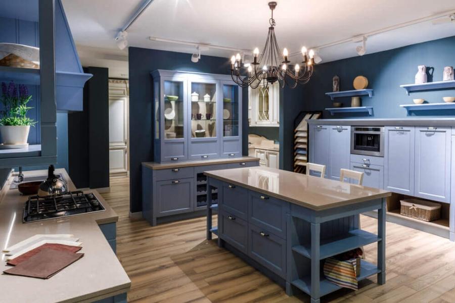 Cozinhas Monocromáticas - Tendência 2020