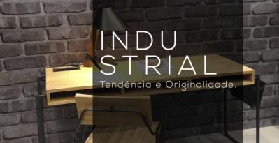 Estilo industrial: uma tendência que veio para ficar