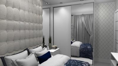 Guarda roupa casal com espelho: Combine com todos os estilos de quarto