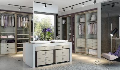 Um closet para a ela: Mãe